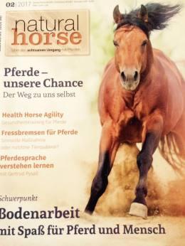 Artikel in Natural Horse Pferde unsere Chance