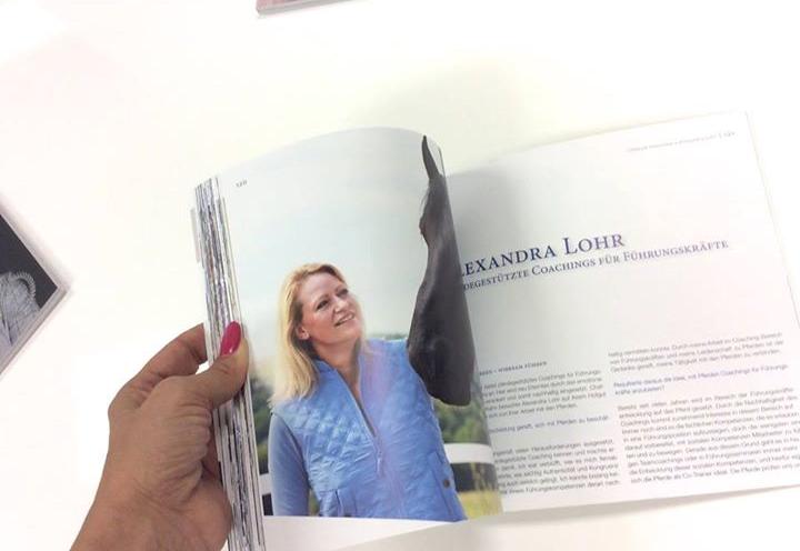 Alexandra Lohr im Pixx Magazin