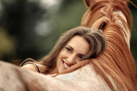 Pferdeflüsterei