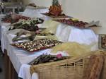 Catering von Cala Gonone