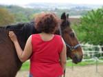 Partnerschaft Pferd